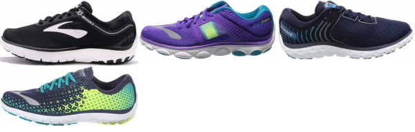 buy brooks pureflow running shoes for men and women