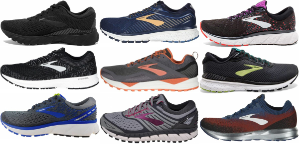 buy brooks running shoes for men and women