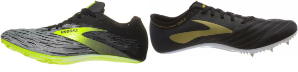 buy brooks sprints track & field shoes for men and women