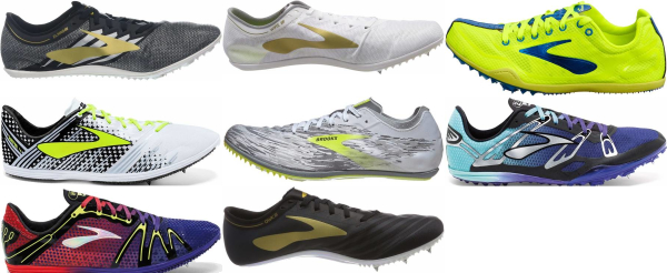buy brooks track & field shoes for men and women