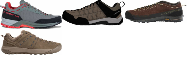 buy brown approach shoes for men and women