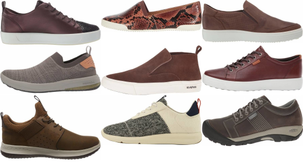 buy brown casual sneakers for men and women