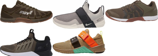 buy brown crossfit shoes for men and women