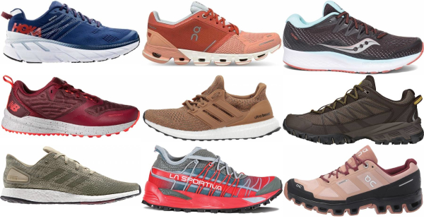 buy brown daily running shoes for men and women
