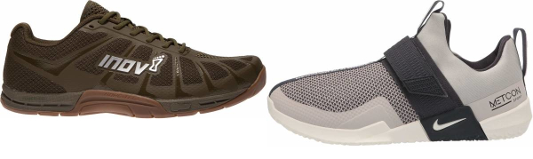 buy brown low drop training shoes for men and women
