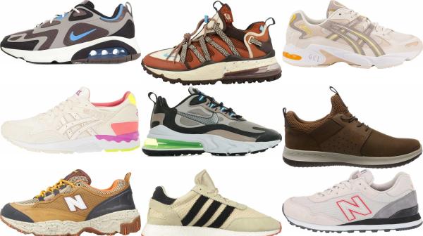 buy brown mesh sneakers for men and women