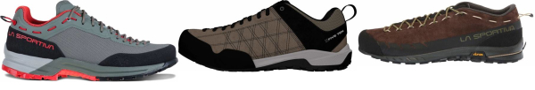 buy brown mesh upper approach shoes for men and women