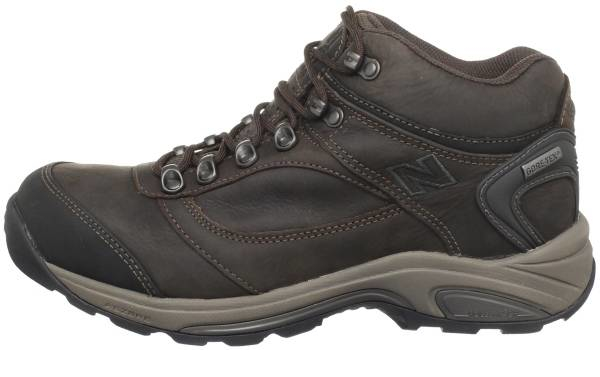 buy brown narrow hiking shoes for men and women