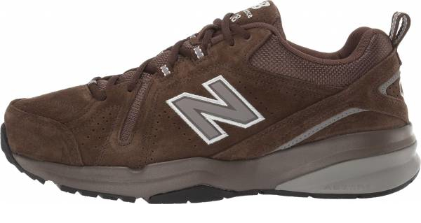 buy brown new balance training shoes for men and women