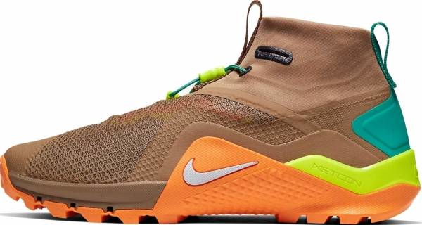 buy brown non-marking sole training shoes for men and women
