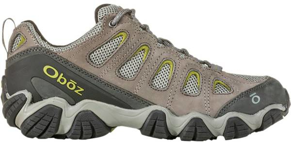 buy brown oboz hiking shoes for men and women