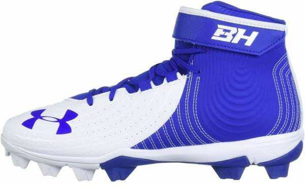 buy bryce harper blue baseball cleats for men and women