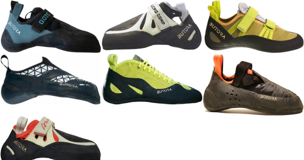 buy butora climbing shoes for men and women