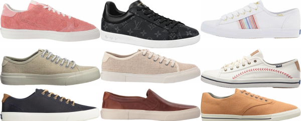 buy canvas tennis sneakers for men and women