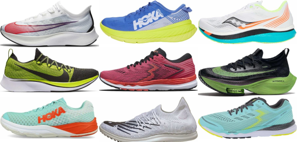 buy carbon fiber plate running shoes for men and women