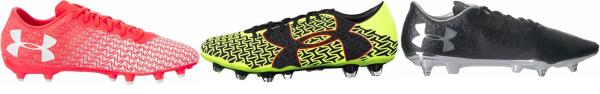 buy charged cushioning soccer cleats for men and women