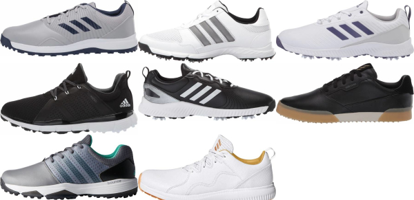 buy cheap adidas golf shoes for men and women
