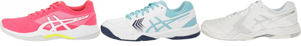 buy cheap asics tennis shoes for men and women