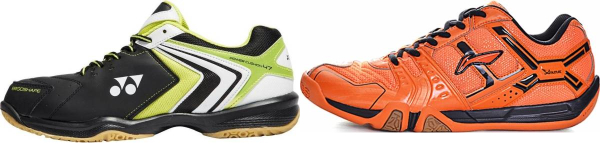 buy cheap badminton shoes for men and women