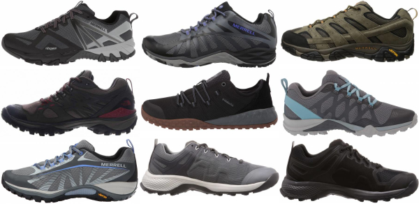 buy cheap day hiking shoes for men and women
