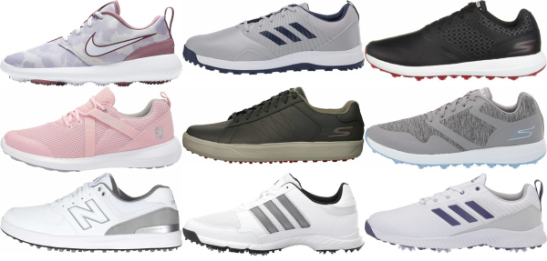 buy cheap golf shoes for men and women