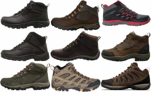 buy cheap hiking boots for men and women