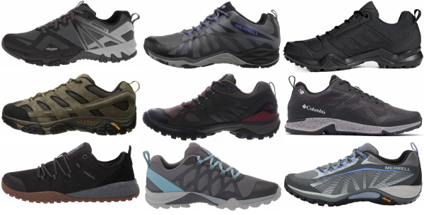 buy cheap hiking shoes for men and women