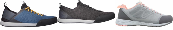 buy cheap knit upper approach shoes for men and women