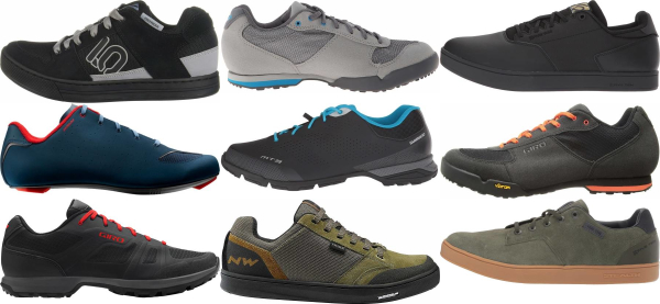 buy cheap lace cycling shoes for men and women