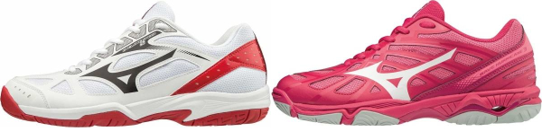 buy cheap mizuno volleyball shoes for men and women