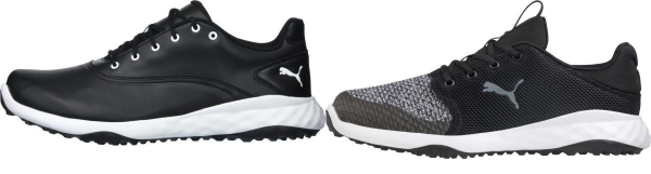 buy cheap puma golf shoes for men and women