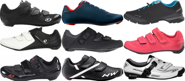 buy cheap road cycling shoes for men and women