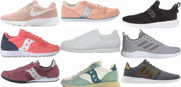 buy cheap running sneakers for men and women