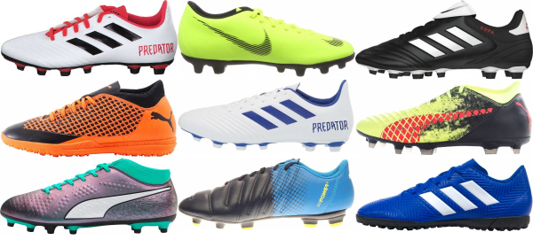 buy cheap soccer cleats for men and women