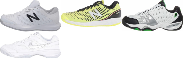 buy cheap synthetic/mesh upper tennis shoes for men and women