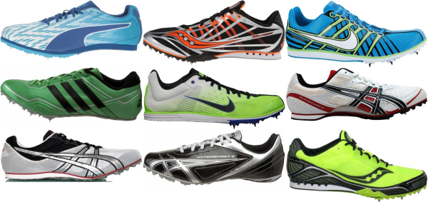 buy cheap track & field shoes for men and women