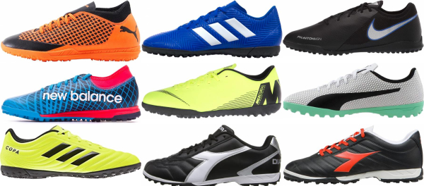 buy cheap turf soccer cleats for men and women