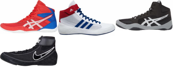 buy cheap unisole wrestling shoes for men and women