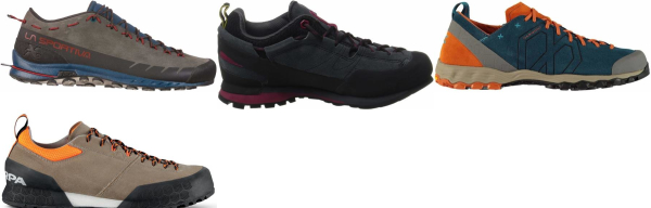 buy cheap vibram sole approach shoes for men and women