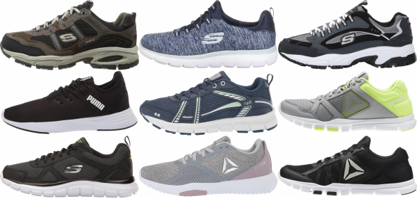 buy cheap workout shoes for men and women