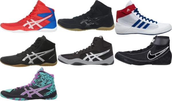buy cheap wrestling shoes for men and women