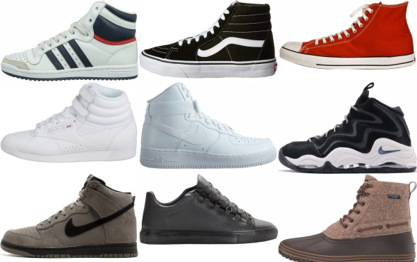 buy classic high top sneakers for men and women