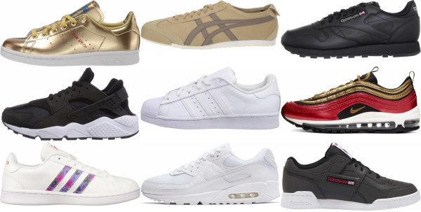 buy classic leather sneakers for men and women