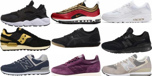 buy classic mesh sneakers for men and women