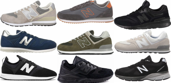 buy classic new balance sneakers for men and women