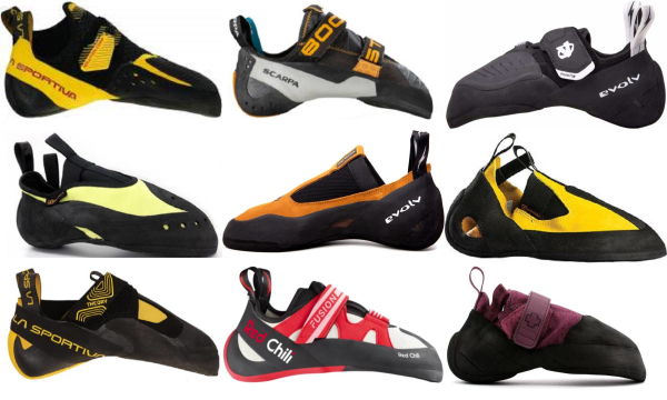 buy climbing shoes for men and women