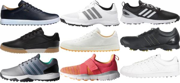 buy cloudfoam golf shoes for men and women