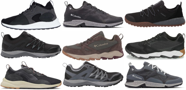 buy columbia lightweight hiking shoes for men and women