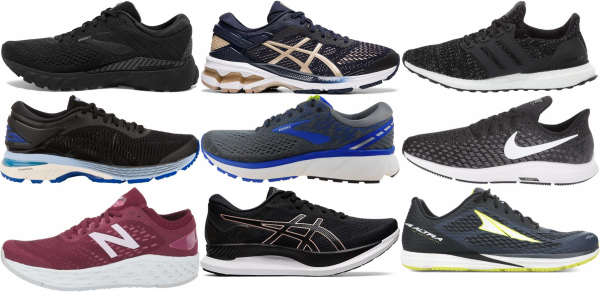 buy comfortable bunions running shoes for men and women