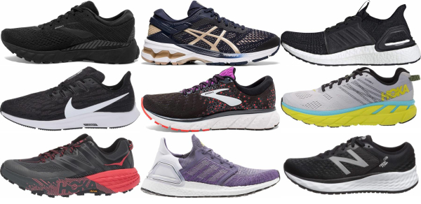 buy comfortable running shoes for men and women